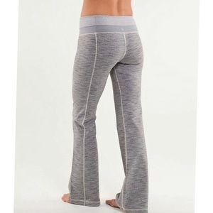 Lululemon Groove Pants Reversible